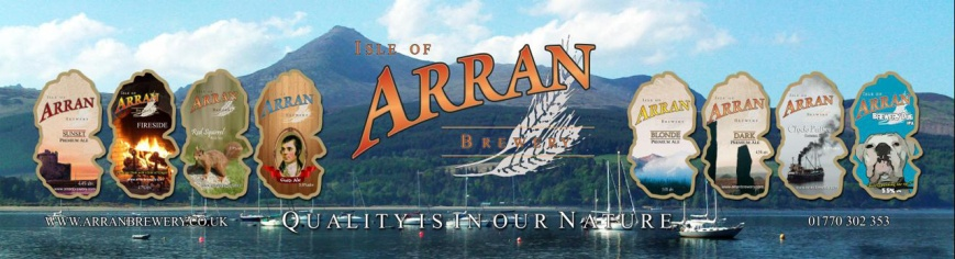 arranbrewery.co.uk