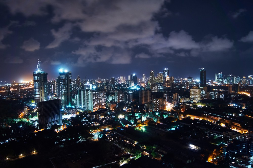 102-Mumbai-Night_City