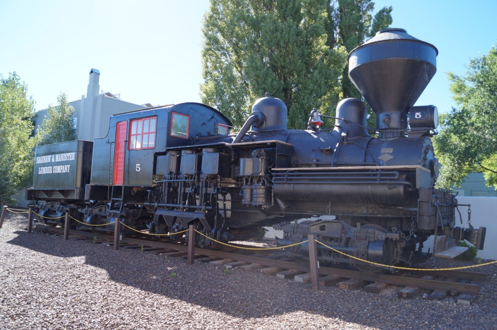 175-Shay_No_5_steam_locomotive_in_Williams_Arizona