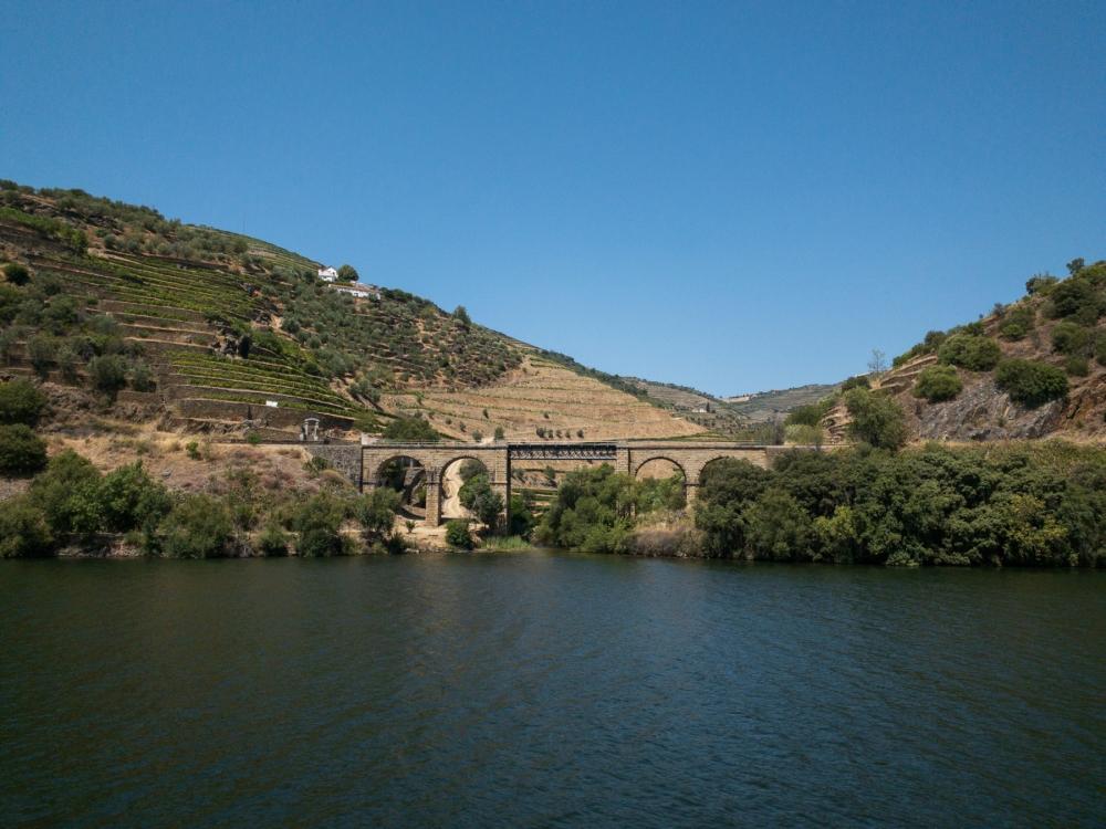 Along the Douro River