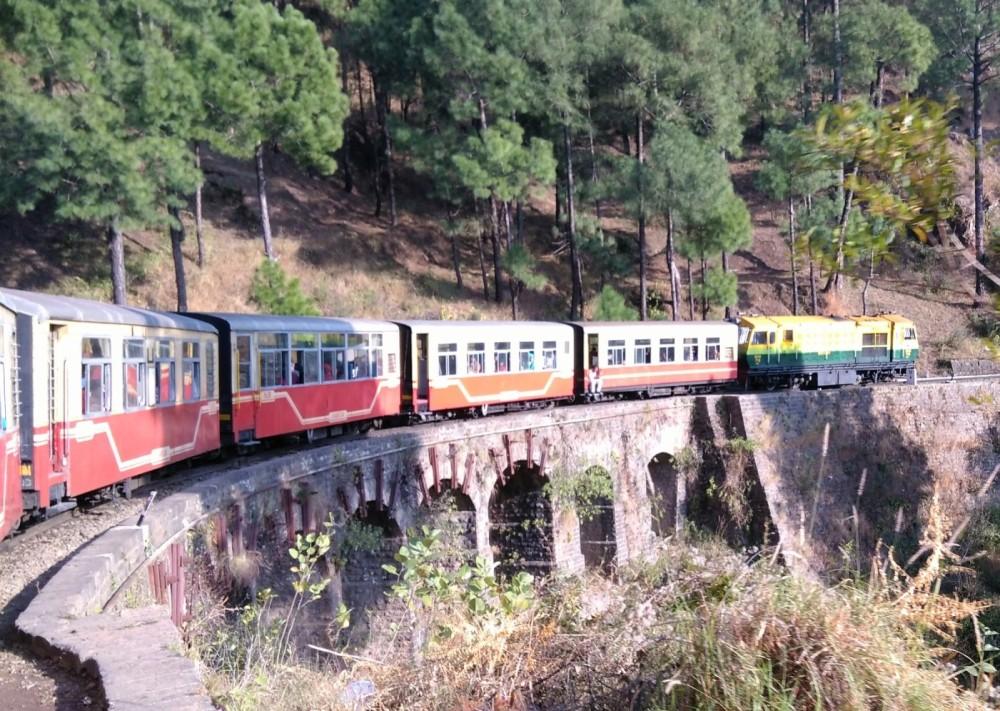 99-Kalka–Shimla_Railway